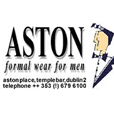 Aston Formal Wear logo