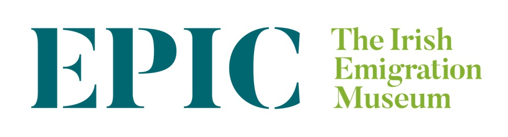 Epic, The Irish Emmigration Museum logo