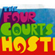 Four Courts Hostel logo