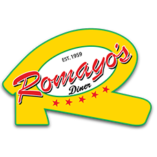Romayo's Diner logo