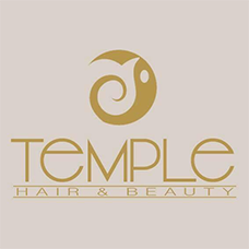 Temple Salon logo
