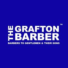 The Grafton Barber logo
