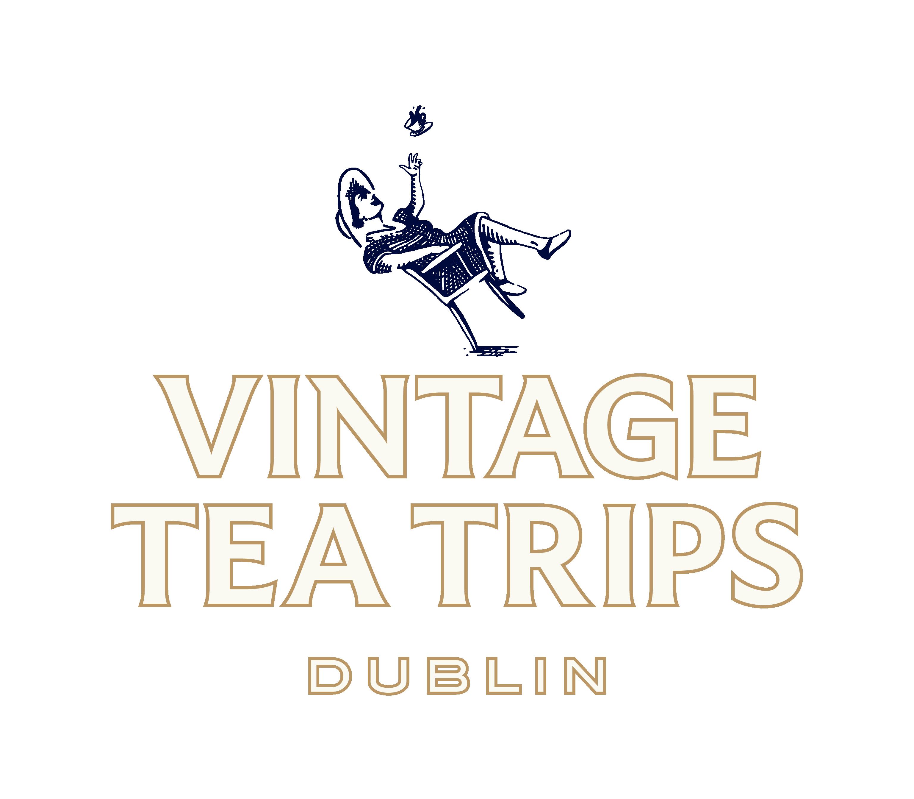 Vintage Tea Tours logo
